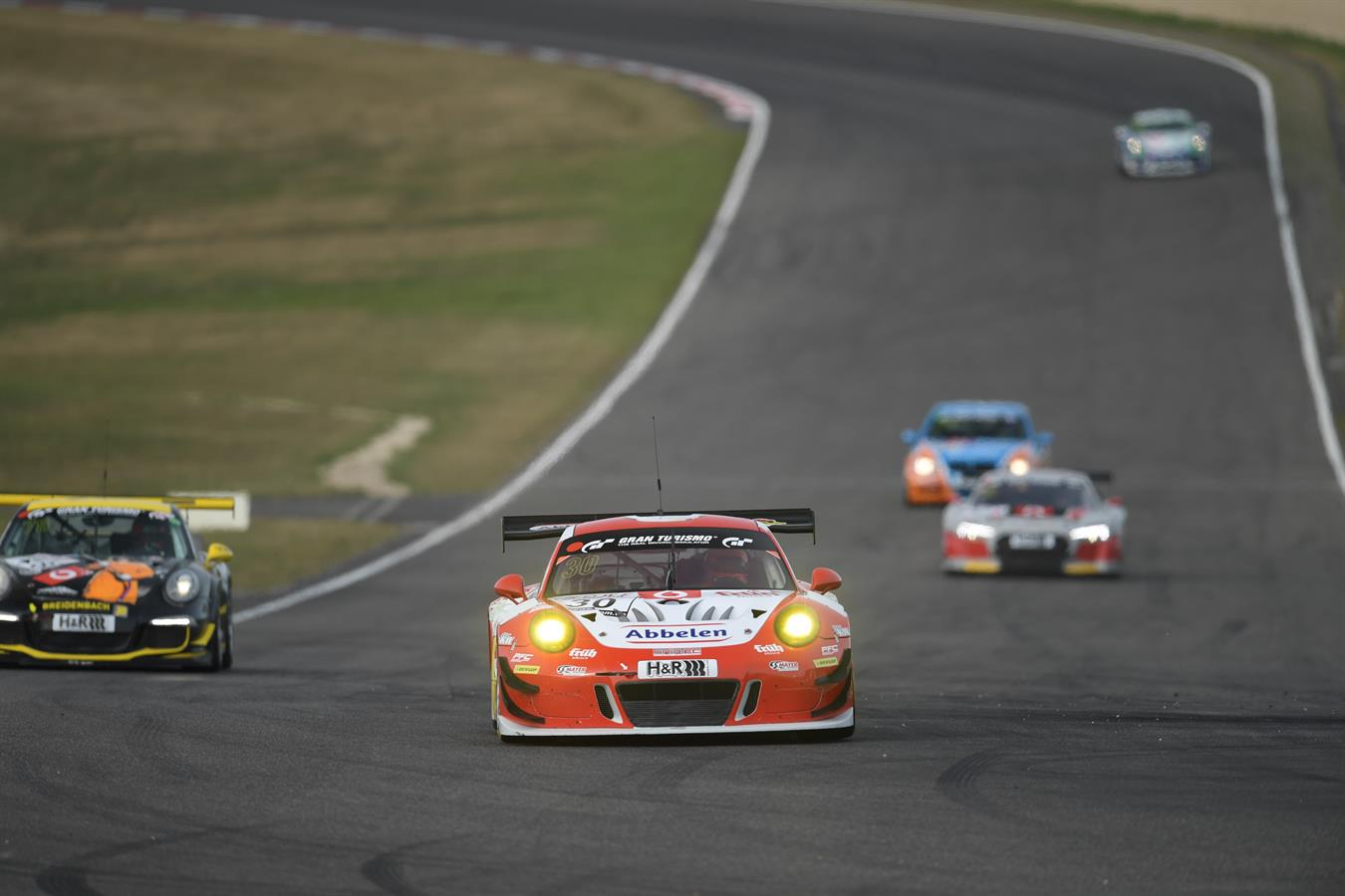 VLN 2018: Race 7 (September 22nd)